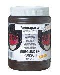 Burgunder-Punsch Konditoreipaste