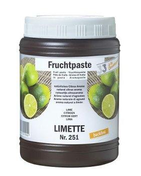 Limette Konditoreipaste
