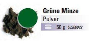 @ Lebensmittelfarbe Minzgrün (50g)
