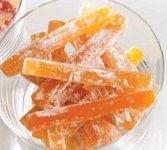 @ Fruchtmus-Stäbchen/-Streifen Birne 'Frucht-Gelée'
