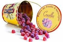 @ Fruchtmus-Drops Minis im Metalleimerchen 'Frucht-Gelée'