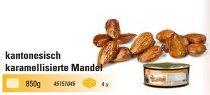 @ Mandel ganz braun karamellisiert (850G)