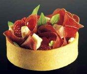 @ Snack-Tartelette hell Rund groß (45 Stk)