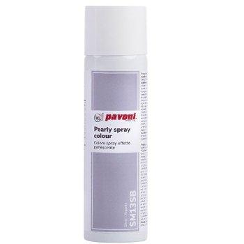 Lebensmittelfarbe zum Sprühen metallic silber(150ml)