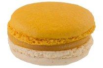 @ TK-Macarons Aprikose-Mandel 4,5cm / 20g (32 Stk/Pck - 12 Pck/Ukt)