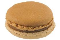 @ TK-Macarons Kaffee-Sesam 4,5cm / 20g (32 Stk/Pck - 12 Pck/Ukt)